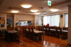 syokudou01 お部屋と施設