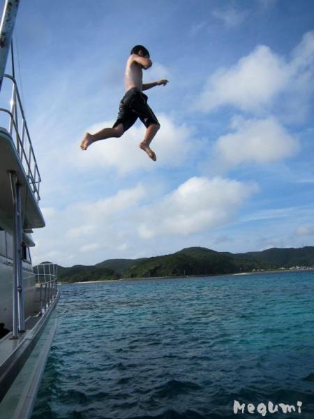 IMG 4881 梅雨明け座間味でダイビング!