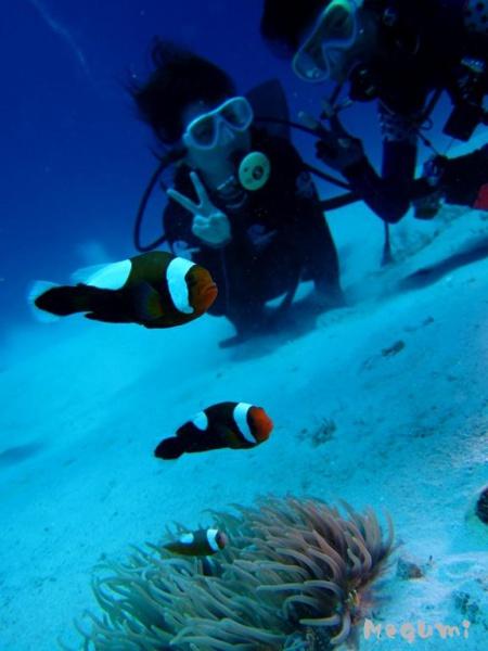 IMG 5135 落水で体験ダイビングー♪