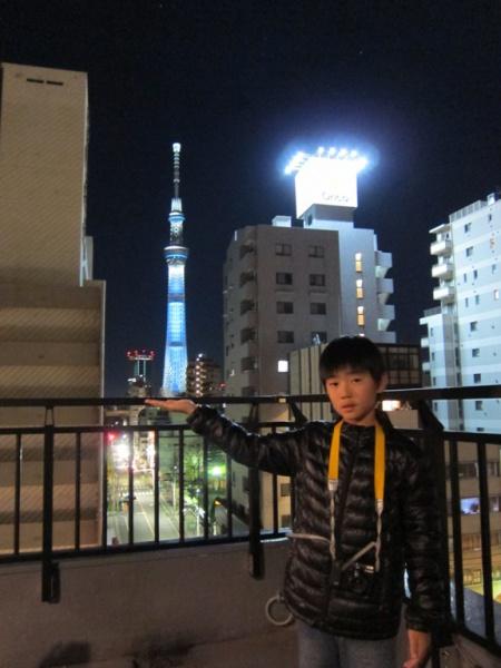IMG 0689 座間味軍団東京上陸!でした!