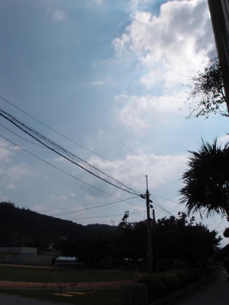 PA302009 穏やか天気の日。