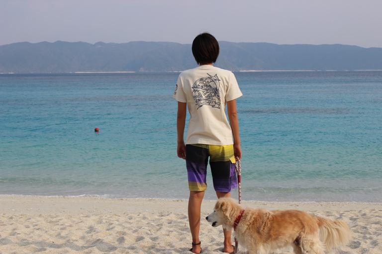 IMG 6052 新作Tシャツ完成ですっ!!!