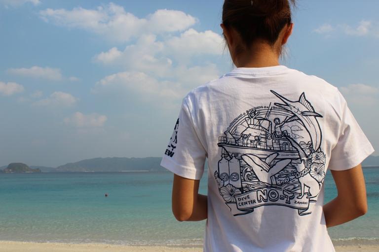 IMG 6078 新作Tシャツ完成ですっ!!!