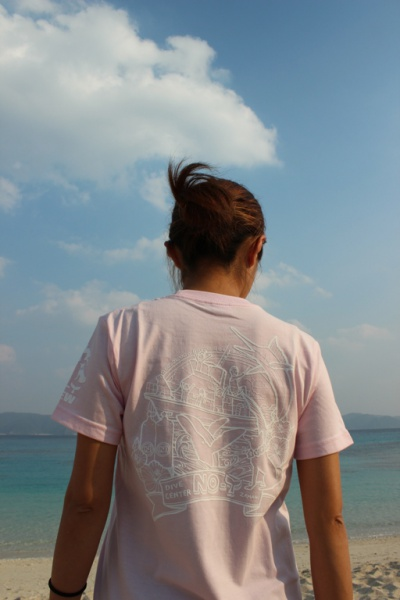 IMG 6088 新作Tシャツ完成ですっ!!!