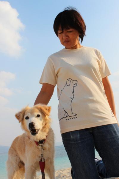 IMG 6097 新作Tシャツ完成ですっ!!!