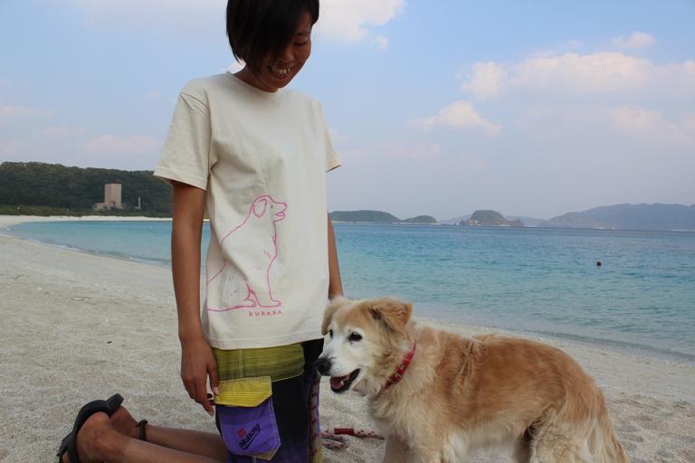 IMG 6129 新作Tシャツ完成ですっ!!!