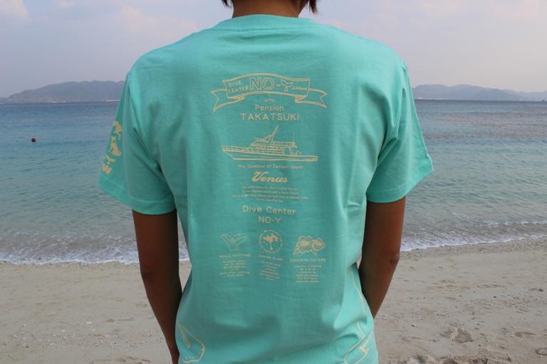 IMG 6137 新作Tシャツ完成ですっ!!!