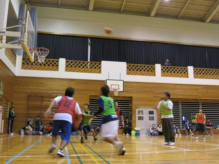 IMG 6375 今年もバスケをしました!!!