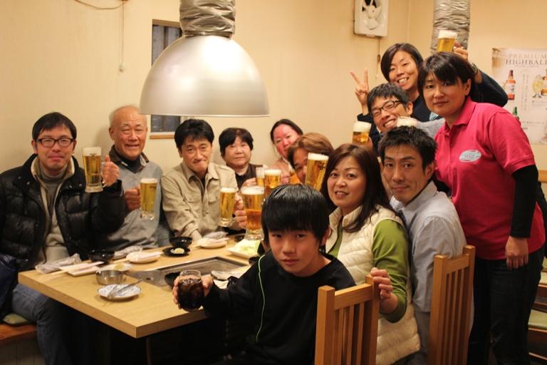 IMG 9729 大阪「焼肉」忘年会!!!