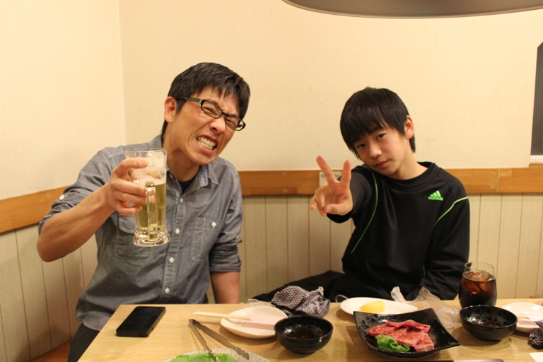 IMG 9731 大阪「焼肉」忘年会!!!