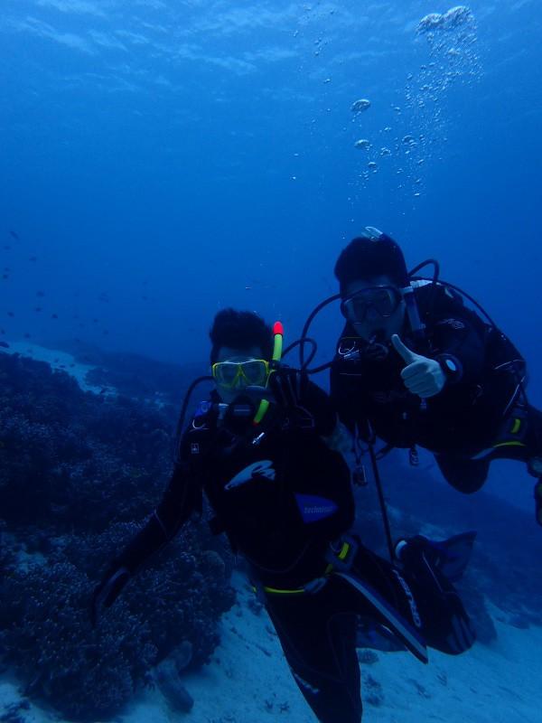 P4172492 e1460884607924 Fun diving!!& もずくの日!