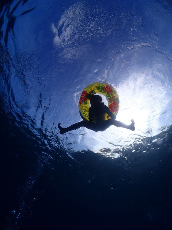 s P8110626 e1502546608811 波も落ち着き。ダイビング!